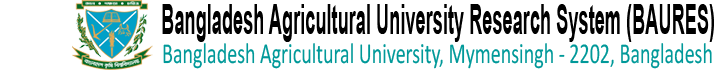Bangladesh Agricultural University Research System (BAURES) Logo
